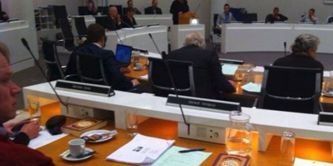 Stickeractie haatpoliticus Wilders werpt haar vruchten af