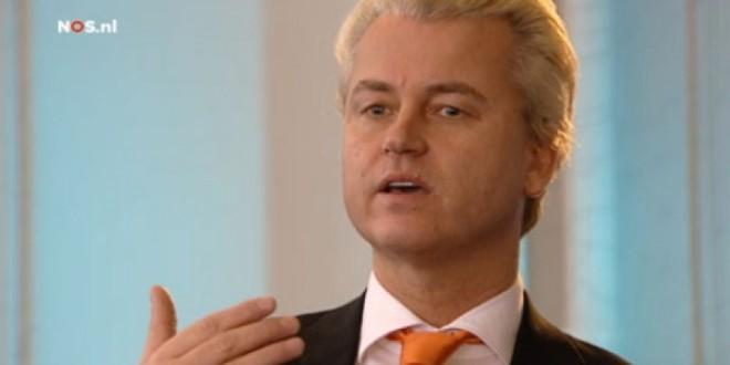Islam hater Wilders wil islam tot zijn dood bestrijden