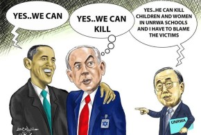 Yes .. He can kill and i have to blame the victims